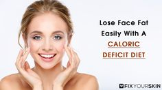 Face fat is one of those annoying things which seems to be nearly impossible to get rid of. If you have lost a lot of weight you may have managed to get a decent figure, but you may find that you still have something of a chubby face. Unfortunately, losing face fat isn't always easy, and can take a lot of work. #FaceFat #Diet #Skincare #Beauty #FixYourSkin