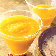 Champagne Mango Margaritas