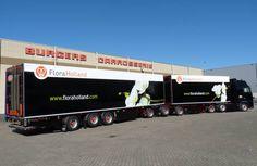 Train Truck, Road Train, Flora, Trailer Storage, Semi Trailer, Volvo Trucks, Holland, Kansas City, Transportation