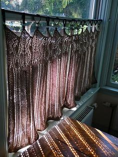 Knit Curtains