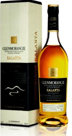 This is the new Glenmorangie Ealanta. You'll find my tasting notes for it on the WhiskyCast web site.
