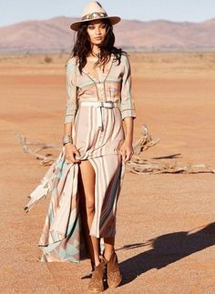 Spell & The Gypsy Peyote Gown Boho Chic, Bohemian Mode, Boho Gypsy, Hippie Chic, Women's Fashion Dresses, Boho Fashion, Dress Outfits, Casual Dresses, Girl Outfits