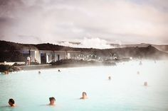 The Blue Lagoon, Iceland!