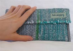 OCEAN upcycled plastic bag pouch - Media - Knitting Daily