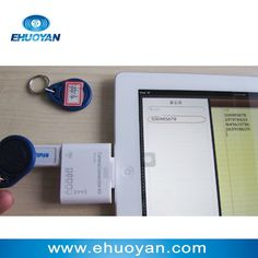 USB Dongle Emulate Keyboard 13.56Mhz ISO 14443 A  Rfid NFC Reader  Android iPad Tablet Mobile+2tags Sale Only For US $11.70 on the link
