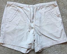 "J Crew Women's Beige 100 Cotton 5"" Casual Mini Shorts EUC Size 4 | eBay"