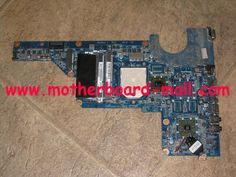 Replacement for HP 638856-001 Laptop Motherboard