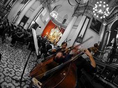 concierto de la Sinfónica Provincial en la Basilica San Jose de Rosario (abc filmaciones)