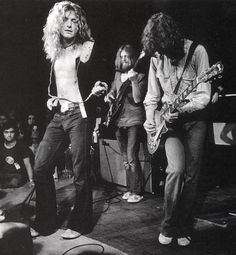 Robert Plant - John Paul Jones - Jimmy Page