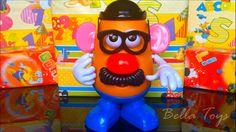 Mister Potato Head Disney Toy story! - Toy review for kids - Bella Toys https://youtu.be/acxqufKn6Tw