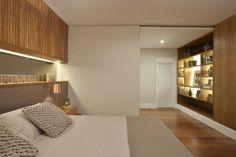decoracao quarto casal cores neutras
