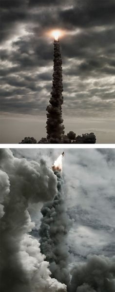 Last Launch: Space Shuttle Photos by Dan Winters | Inspiration Grid | Design Inspiration