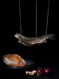 loaves and fishes...