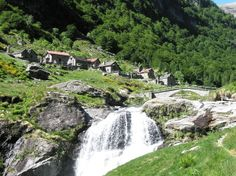 Agro from Lavertezzo Canton Ticino, Niagara Falls, Switzerland, Camper, Golf Courses, Hiking, Travel, Europe, Walks