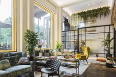 Luxury Hotels UK, Country House Hotels UK, Boutique - Pride Of Britain Hotels Hotel Lobby Design, Luxury Hotels Uk, Beach Hotels, Hotel Foyer, Hotel Lounge, Country House Hotels, Beautiful Interiors, Beautiful Hotels, A Boutique