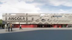 Expo 2015 - Milano - ANGOLA