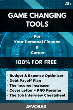 Click Paying Back Student Loans, Interview Guide, Monthly Expenses, Budget Template, Debt Payoff, Dream Job, Toolbox, Career Advice, Money Management