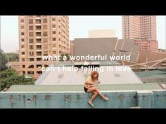What A Wonderful World x Can't Help Falling In Love (mashup cover) Reneé Dominique - YouTube