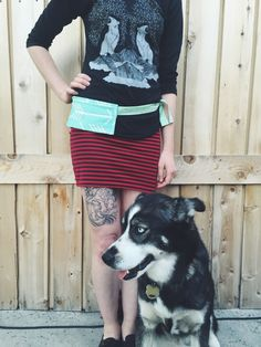 Positive reinforcement dog training, outdoor adventures, and DIY projects!