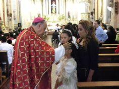 Confirmaciones - Parroquia Nuestra Señora de los Dolores. Dolores Hidalgo CIN, Guanajuato. www.diocesisdecelaya.org.mx FOTOS: Juan Carlos Michel Villaseñor