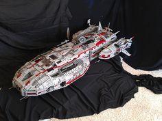 LEGO starships | lgorlando's favorite photos and videos | Flickr