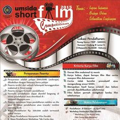 UMSIDA Short Film Competition 2015 infosda