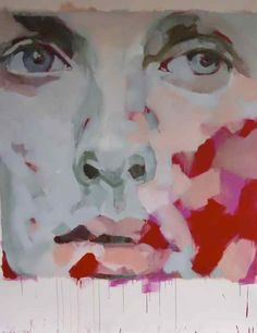 Dechant-art figurative Malerei EVE - 200 x 150 cm