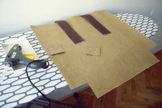 torba z papieru, washable paper , washpapa | nataliaszyje.pl