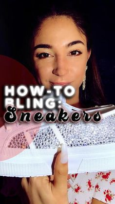 DIY SPARKLE SUPERGA ❌ with LEOPARD STRASS . Heres a quick and easy DIY to SPARKLE up your shoes with your own little personal touch, be the trend setter!🏆 . Watch to find out how! ⤴️ . For more ideas and information about Rhinestones and everything Sparkly visit ➡️ Bridal Outfits, Bridal Shoes, Bling Jewelry, Diy Jewelry, Sparkle Wedding, Superga, Diy Clothes, Rhinestones, Easy Diy