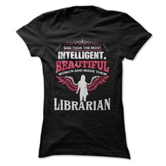 Awesome Librarian T-Shirts, Hoodies. ADD TO CART ==► https://www.sunfrog.com/Geek-Tech/Awesome-Librarian-Shirt-13339797-Guys.html?id=41382