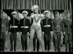 Ann Miller, tap dancing in1943.