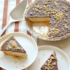 Delicious Peanut Butter Pie