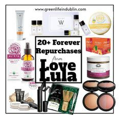 20+ forever buys from #LoveLula! I am talking about #InikaOrganic #AlteyaOrganics #Waldennaturalperfumes #Rahua #Bloomtown #EnerC #ElsasOrganicSkinfoods #DrHauschka #Purechimp #Ayumi #KikiHealth #KimberlySayer #KissTheMoon & more. Check it out! Love Lula gets a lot of love from me, I wrote nearly a hundred #LoveLulareviews on my #greenlifeindublinblog, so I weeded out a lot of products to bring you only the best!