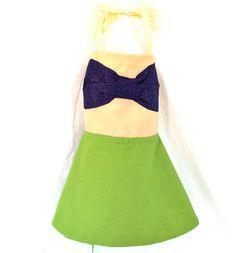 Dress Up Apron - The Little Mermaid - Ariel.