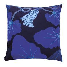 Marimekko Blue Kumina Throw Pillow $30.75