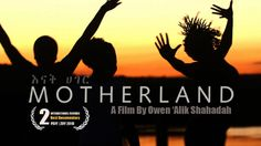 MOTHERLAND - Motherland    Produced by M.K. Asante  Directed by Owen 'Alik Shahadah    Motherland fuses history, culture, politics, and contemporary issues to tell a new story of Africa. From the glory and majesty of Africa's past through its complex and present history, Motherland looks unflinchingly toward a positive future. With breathtaking cinematography and a fluid soundtrack sculpted by Sona Jobarteh, Motherland is a beautiful illustration of global African diversity and unity.