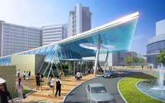 Seoul National University Hospital Medical Mall