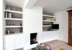 Foyer, Nars, Bookcase, Lounge, Shelves, Living Room, Home Decor, Home Design, Salons