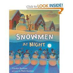 Snowmen at Night  @meatheadsburger #meatheadsread
