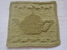 Ravelry: Teapot Dishcloth pattern by Louise Sarrazin