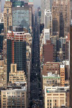 Вадим Махоров - Нью Йорк с высоты