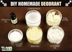 DIY and crafts Homemade deodorant. How to Make Homemade Natural Deodorant That Really Works Diy Deodorant, Homemade Natural Deodorant, Homemade Skin Care, How To Make Homemade, Diy Skin Care, Homemade Beauty, Home Made Deodorant Recipes, Diy Beauty, Make Your Own Deodorant