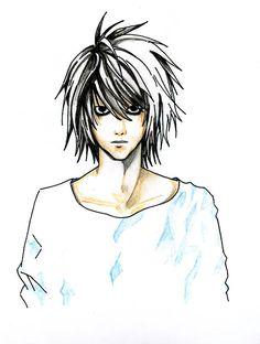 L-Death Note by lae-kuroki