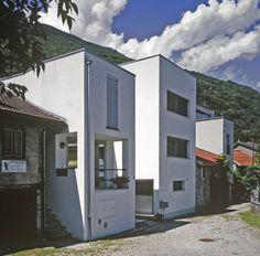 Luigi Snozzi: Casa Repetti 1987