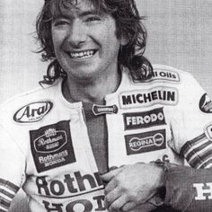 Well, today's feature is more about an amazing rider than a driver. Joey Dunlop is one of the biggest names in road racing and TT. Today, we talk about Joey Racing Motorcycles, Vintage Motorcycles, Motorcycle Racers, Women Motorcycle, Motorcycle Helmets, Gp Moto, Road Racing, Auto Racing, Manx