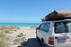 4WD Rental gets to perfect beach spots