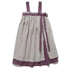 Plum Ying Yang Dress