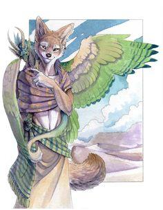 I will be your wings by hibbary.deviantart.com on @deviantART
