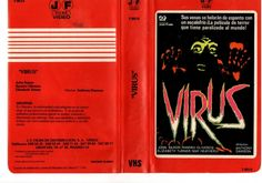 Virus Horror and Occult feature directed by Anthony M Dawson; released in Spainon VHS videotape by JF Films Video. John Saxon, Espanto, Video Film, Apocalypse, Videos, Spain, Films, It Cast, Horror Films