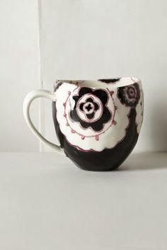 Anthropologie Gloriosa Mug #anthrofave